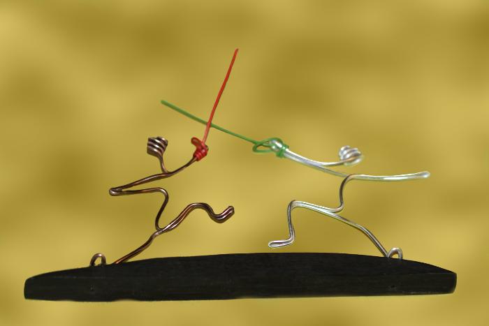 Le fil de l'épée